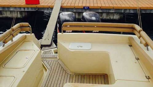 dinghy rental with cabin Amalfi
