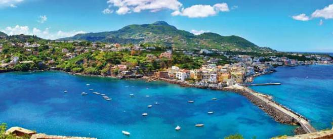 guided excursion to Ischia