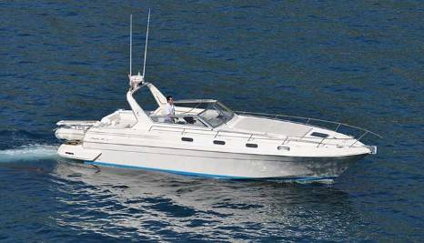 Amalfi Coast yacht rental