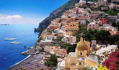 Amalfi and Positano by boat