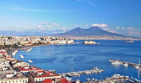 Napoli, Ischia and Procida by boat